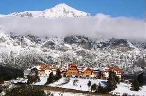 Snow bariloche