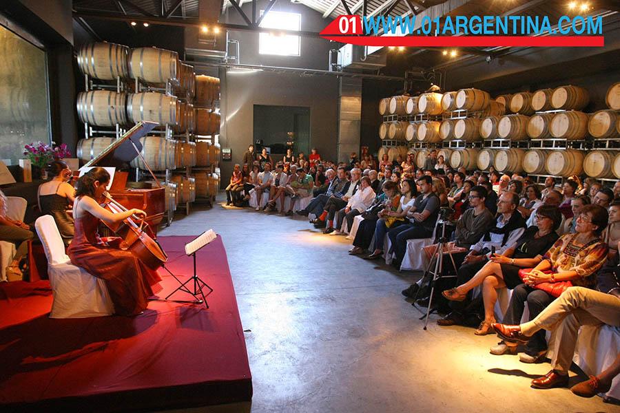 Música Clásica por los Caminos del Vino,  Bodega Atamisque